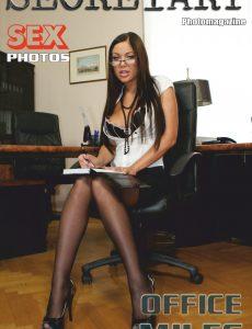 Sexy Secretary Adult Photo Magazine – Volume 20  April 2021