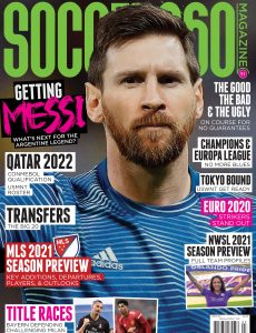 Soccer 360 – Issue 91 – March-April 2021