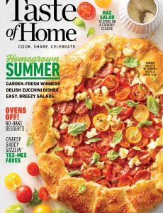 Taste of Home – June 2021