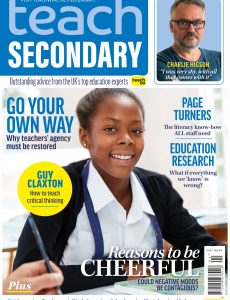 Teach Secondary – Volume 10 No 4 – May-June 2021
