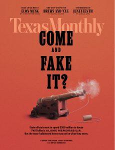 Texas Monthly – June 2021