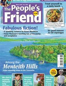 The People's Friend – May 08, 2021