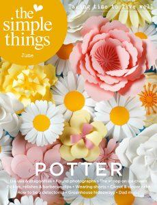 The Simple Things – June 2021