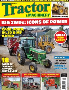 Tractor & Machinery – May 2021