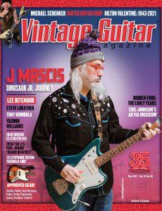 Vintage Guitar – May 2021