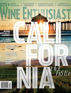 Wine Enthusiast – June-July 2021
