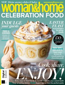 Woman & Home Celebration Food – First Edition, 2021