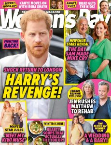 Woman's Day New Zealand – June 10, 2021