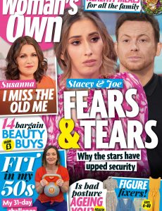 Woman's Own – 31 May 2021