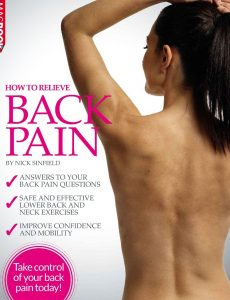YOGA Series – Relieve Back Pain, 2021