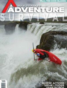 Adventure Magazine – April-May 2021
