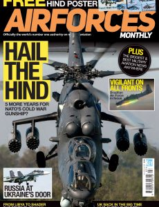 AirForces Monthly – Issue 400 – July 2021