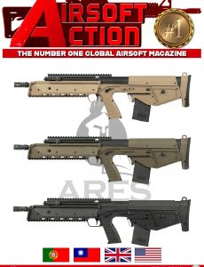 Airsoft Action – Issue 127 – July 2021