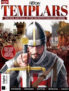All About History – Book of Templars, 3rd Edition 2020