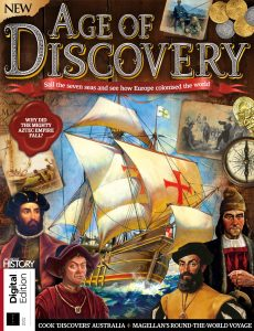 All About History Age of Discovery – 2nd Edition, 2021