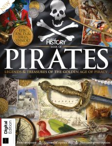 All About History Book of Pirates – 6th Edition, 2021