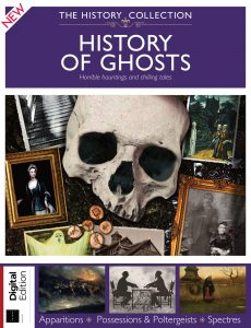 All About History History of Ghosts – Issue 46, 2021