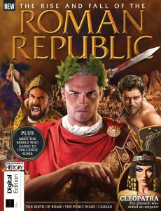 All About History Roman Republic – First Edition, 2021