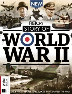 All About History Story of World War II – 8th Edition, 2021
