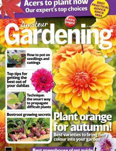 Amateur Gardening – 03 July 2021