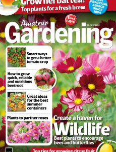 Amateur Gardening – 19 June 2021