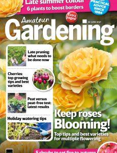 Amateur Gardening – 26 June 2021