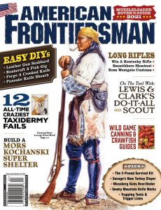 American Frontiersman – June 2021