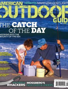 American Outdoor Guide – August 2021