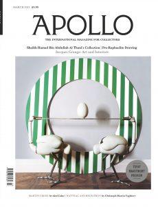 Apollo Magazine – March 2011