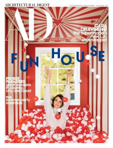 Architectural Digest USA – July-August 2021
