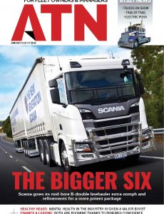 Australasian Transport News (ATN) – June 2021