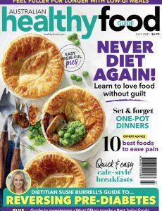 Australian Healthy Food Guide – July 2021