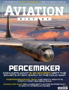 Aviation History – July 2021