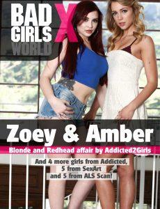 Bad Girls World X – Issue 1 – 1 September 2020
