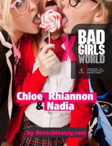 Bad Girls World X – Issue 28 – 14 April 2021