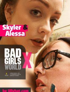 Bad Girls World X – Issue 29 – 21 April 2021