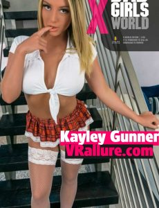 Bad Girls World X – Issue 33 – 12 May 2021