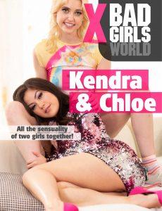 Bad Girls World X – Issue 8 – 25 November 2020