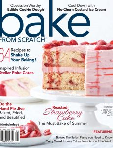Bake from Scratch – July-August 2021