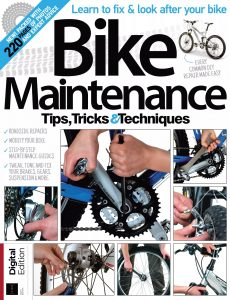 Bike Maintenance Tips, Tricks & Techniques – 9th Edition, 2021