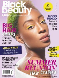 Black Beauty & Hair – June-July 2021
