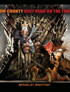 Bloom County Best Read On The Throne – 2018