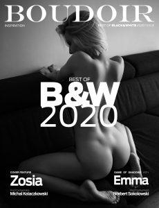 Boudoir Inspiration – Best of Black & White 2020