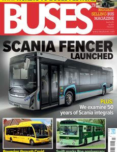 Buses Magazine – Issue 796 – July 2021