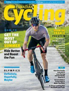 Canadian Cycling Magazine – July 2021