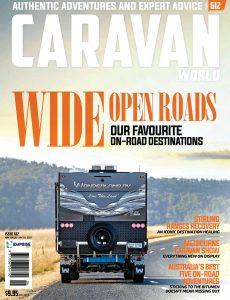 Caravan World – June 2021