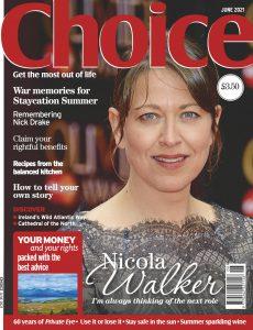 Choice – June 2021