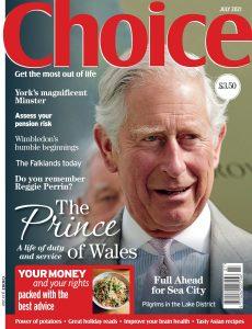 Choice Magazine – July 2021