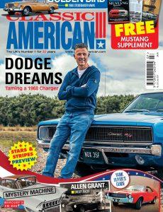 Classic American – July 2021