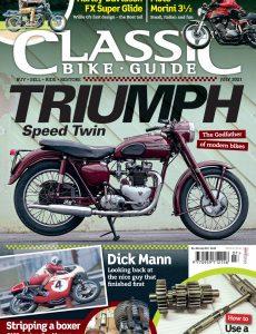 Classic Bike Guide – July 2021